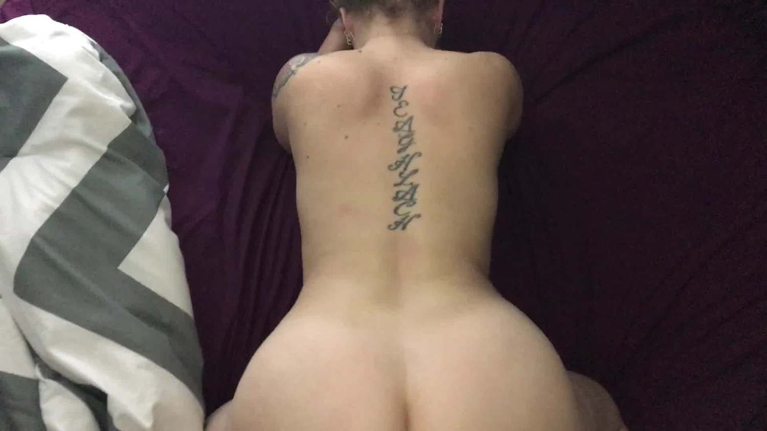 wife in doggystyle fuck