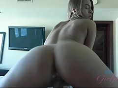 Jill Kassidy Works that Cock and Gets Creampied