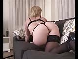 Thong amputee teasing