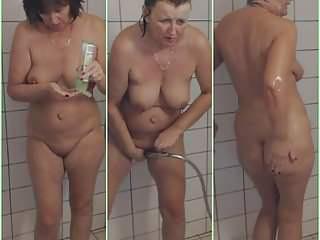 shower pics granny