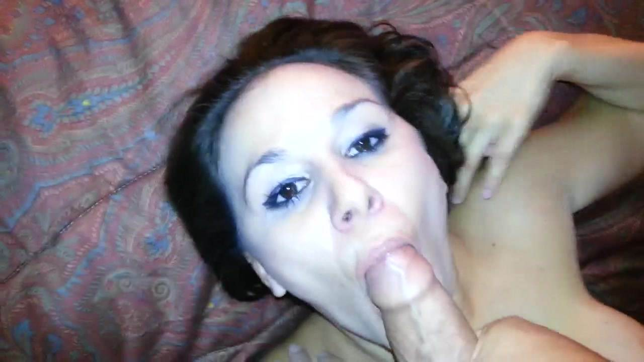 rim job and swallow