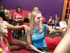 Bachelorette Sex Party