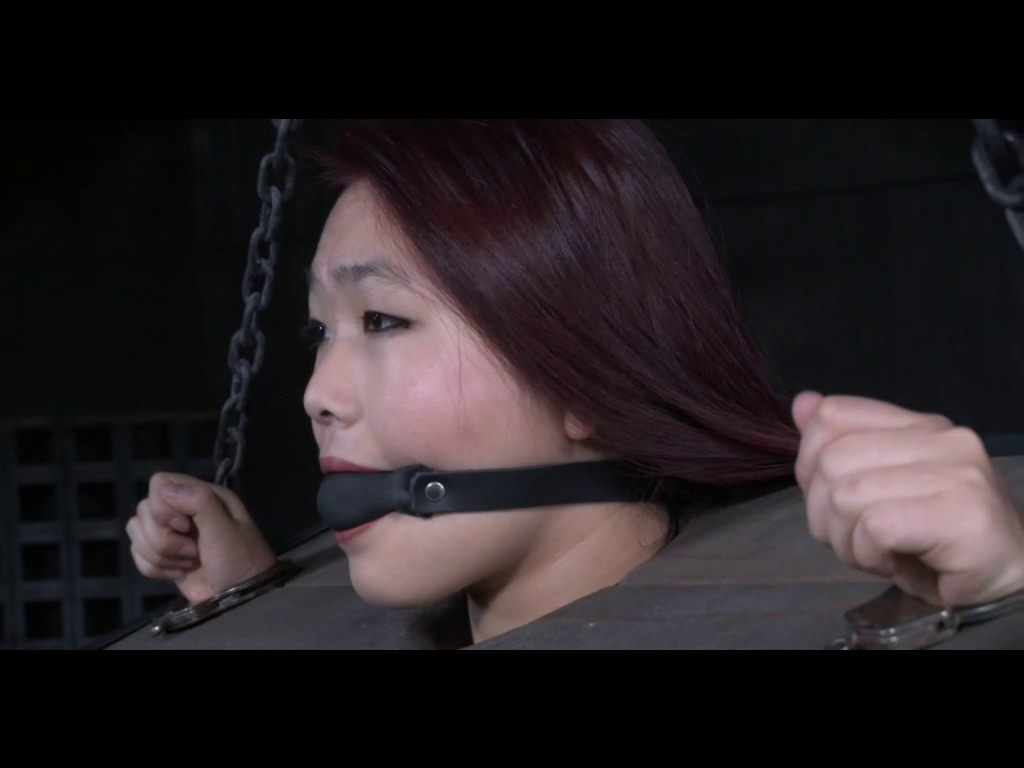 Asian teen in dungeon 2