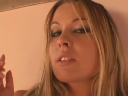 Big Natural Tits Blonde Double Penetration Threesome