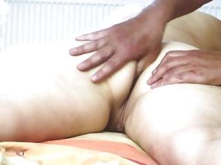 Big butt massage, asshole massage, masturbating with orgasm