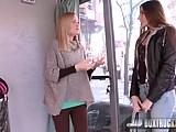 Hot Lesbians Clea Gaultier and Sicilia Scissor plays