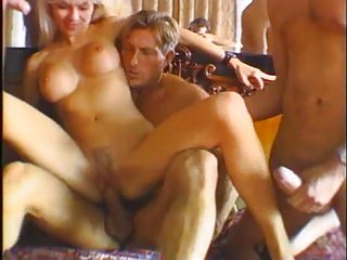 Double Penetration Facials Group Sex video: Gator 243