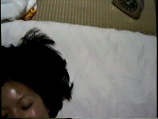 Japanese amateur petite woman. Drink the semen in blowjob