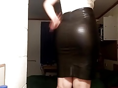 PENCIL SKIRT TRY ON HAUL  with Sheincom