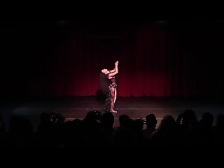 Alla Kushnir Sexy Belly Dance part 183