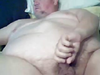 chubby daddy cum