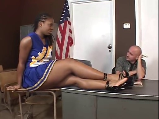 Dios millian ebony cheerleader