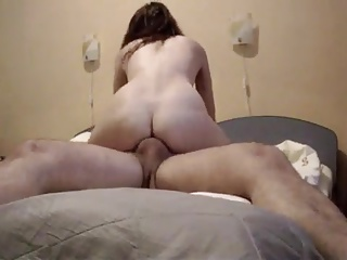 Amateur Hardcore Russian video: With customer