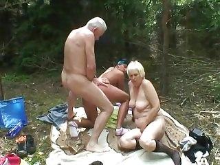 threesome generations