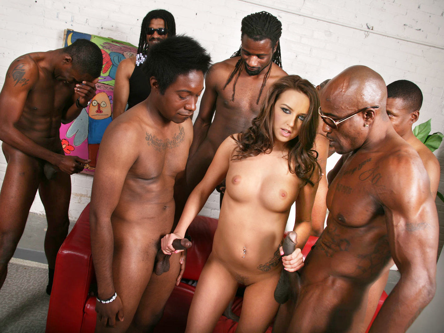 Group Sex,Interracial,Gangbang,Orgy,Blacks on Blondes,Big Cock,Dog Fart Network,HD Videos,Black Gangbang,Black