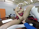 Naughty Student VR -- Kylie Page -- NaughtyAmericaVR.com