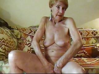 olga vintage granny pt1. not hi quality but.