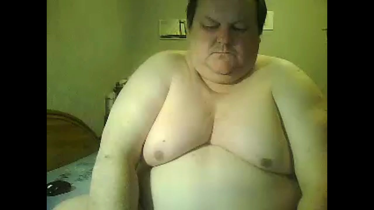 chubby addy stroke on cam