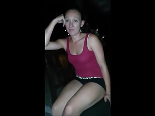Babes Foot Fetish movie: sweaty legs and feet after night run