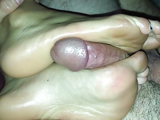 3am foot job.