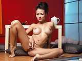 BaDoink VR Deep Anal for Busty Asian Geisha POV