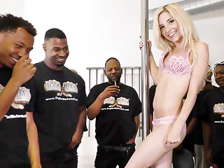 Streaming movie - Petite Piper Perri Gets Brutally Face Fucked by BBCs