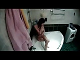 Hot Hidden Bath Camera