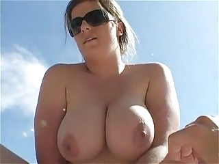 Pool Pawg Big Natural Tits video: PAWG pool sex