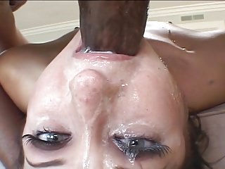 Cumshots Deep Throats Facials video: C.R. BlowBang