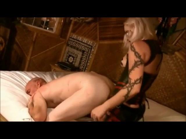 BDSM Mistress Fucks Her Slaves Asshole by CrazyCezar