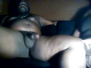 Black And Ebony Voyeur xxx: The man eater