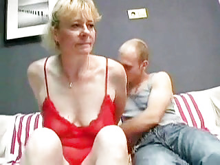 Hairy Oldyoung Grannies video: Hairy Granny Fucks For Young Cum