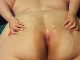 Bbw Bitch Big Butts video: Spread that ass apart bitch