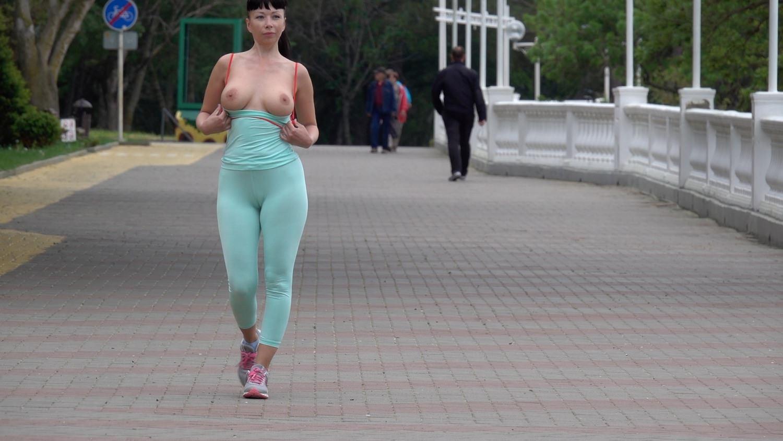 Public,Flashing,Female Choice,HD Videos,Yoga,Nudist,Leggings,Wearing,Tight Leggings,Naughty Lada