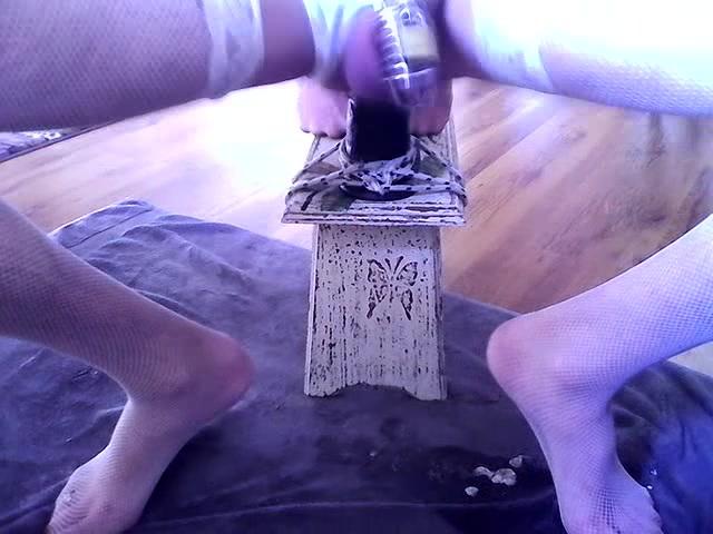BBC training for sissy slut