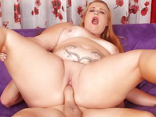 Bbw Sexy Hard vid: Sexy newbie plumper Tiffany Star fucks hard
