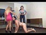 3 Mistress,s 1 Slave