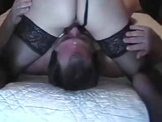 Blowjobs Voyeur video: Waiting under the wife