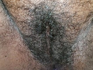 Hairy black pussy 2