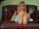 Vintage soles tickle