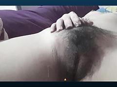 Virgin asian pussy masturbating