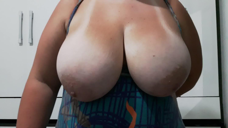 Bbw my girl big tits