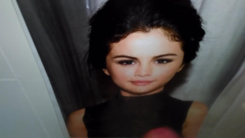 Selena Gomez - Cum Tribute