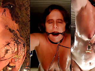 Bdsm Whipping Orgasms video: Ex Nun Crucifixion BBWow