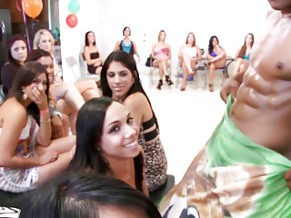 Cfnm Orgy Party video: CFNM Blowjob Orgy With Beautiful Girls