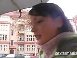 MILF Streetcasting in Deutschland