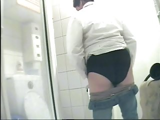 52 yo colleague black knickers 1