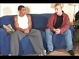 Seducing his Straight friend to Gaysex