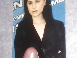 Anna Paquin Cum Tribute