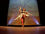 Alla Kushnir Sexy Belly Dance part 199